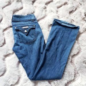Hudson Bootcut Midwash Jeans Size 29